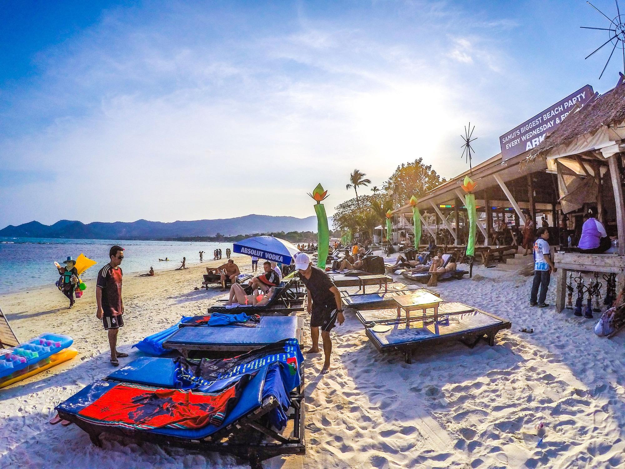 Ark Bar Beach Resort, Ko Samui