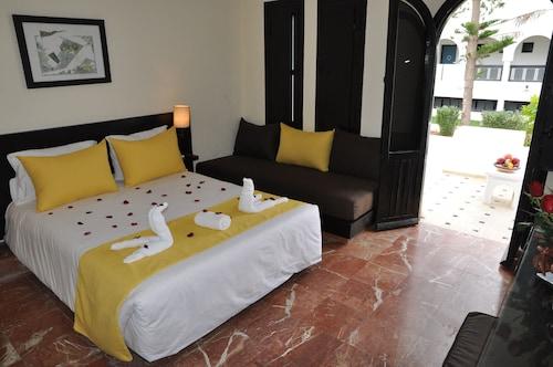 Hôtel Les Omayades, Agadir-Ida ou Tanane