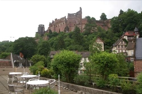 Hotel Am Schloss, Heidelberg