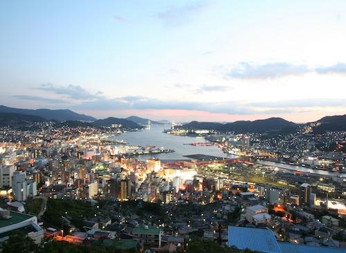 Nagasaki Nisshokan, Nagasaki