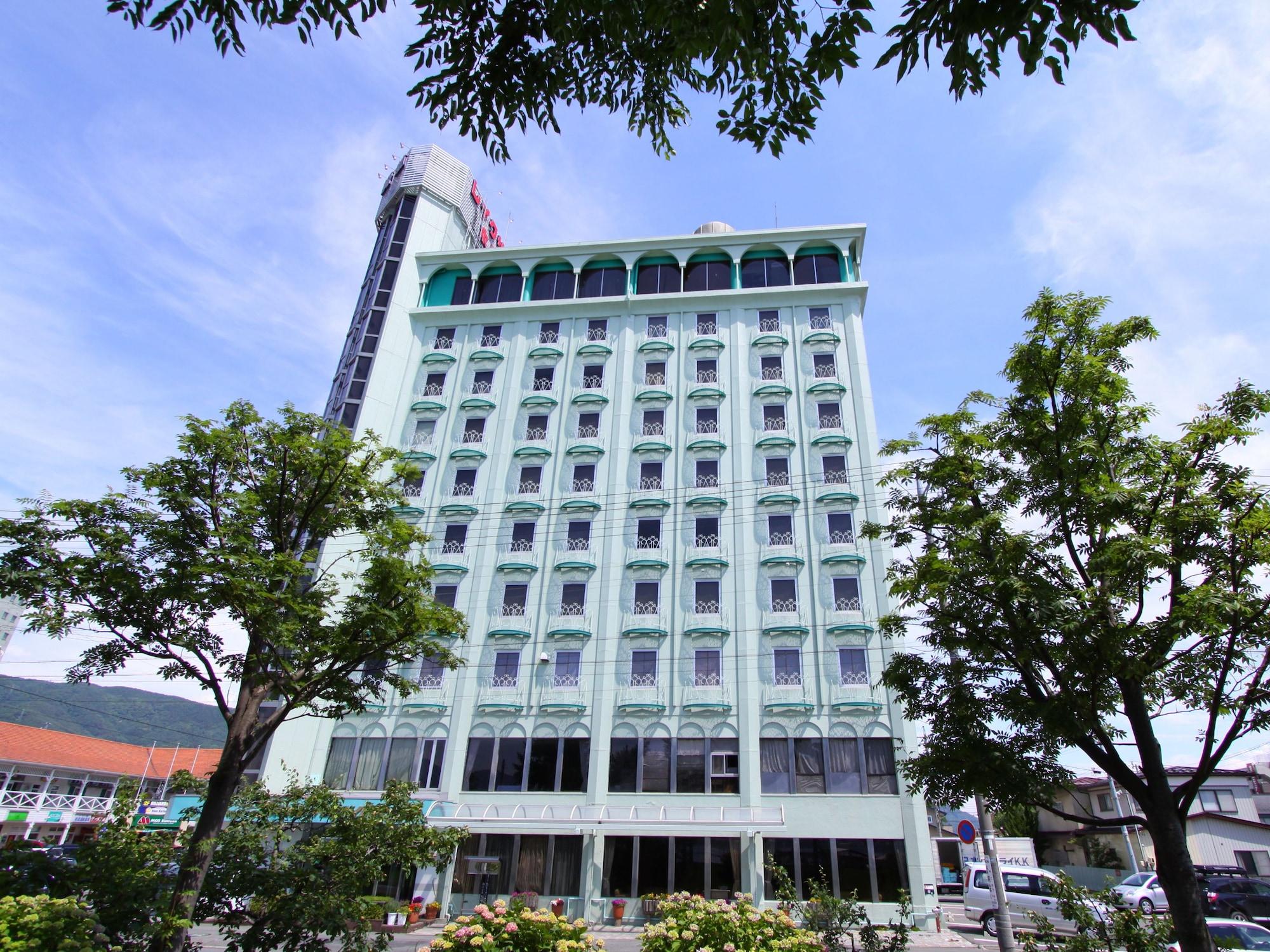 Suwa Lake Side Hotel, Shimosuwa