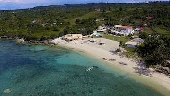 Casa Del Mar Beach Resort Cebu Aerial View