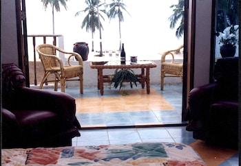 Casa Del Mar Beach Resort Cebu Terrace/Patio