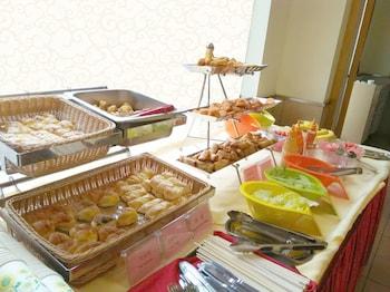 Baiyun City Hotel - Breakfast Area  - #0