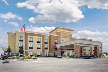 Hotel - Comfort Inn And Suites Tooele