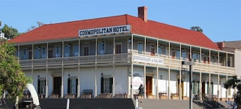 Hotel - Cosmopolitan Hotel & Restaurant