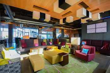 Aloft Vaughan Mills - Lobby Lounge  - #0