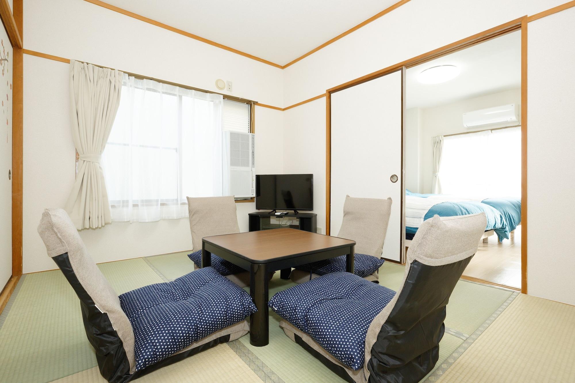 201 Habitación Ichibankan, Katsushika