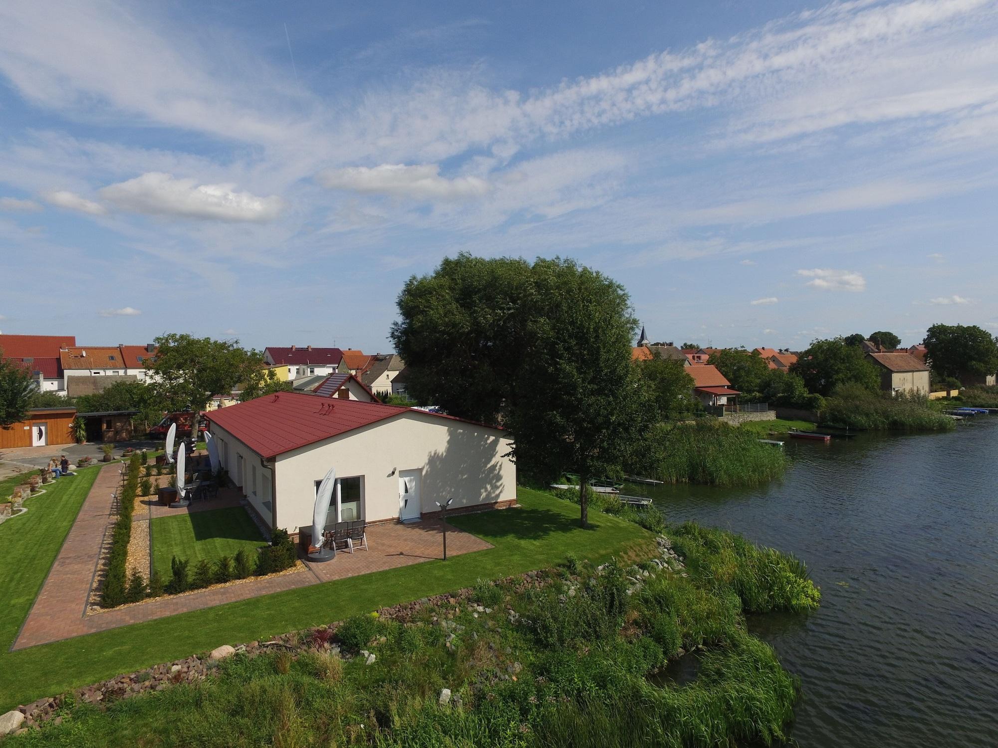 Ferienanlage Pritzerbe, Potsdam-Mittelmark