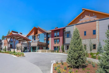 Springhill Suites by Marriott Truckee Springhill Suites by Marriott Truckee