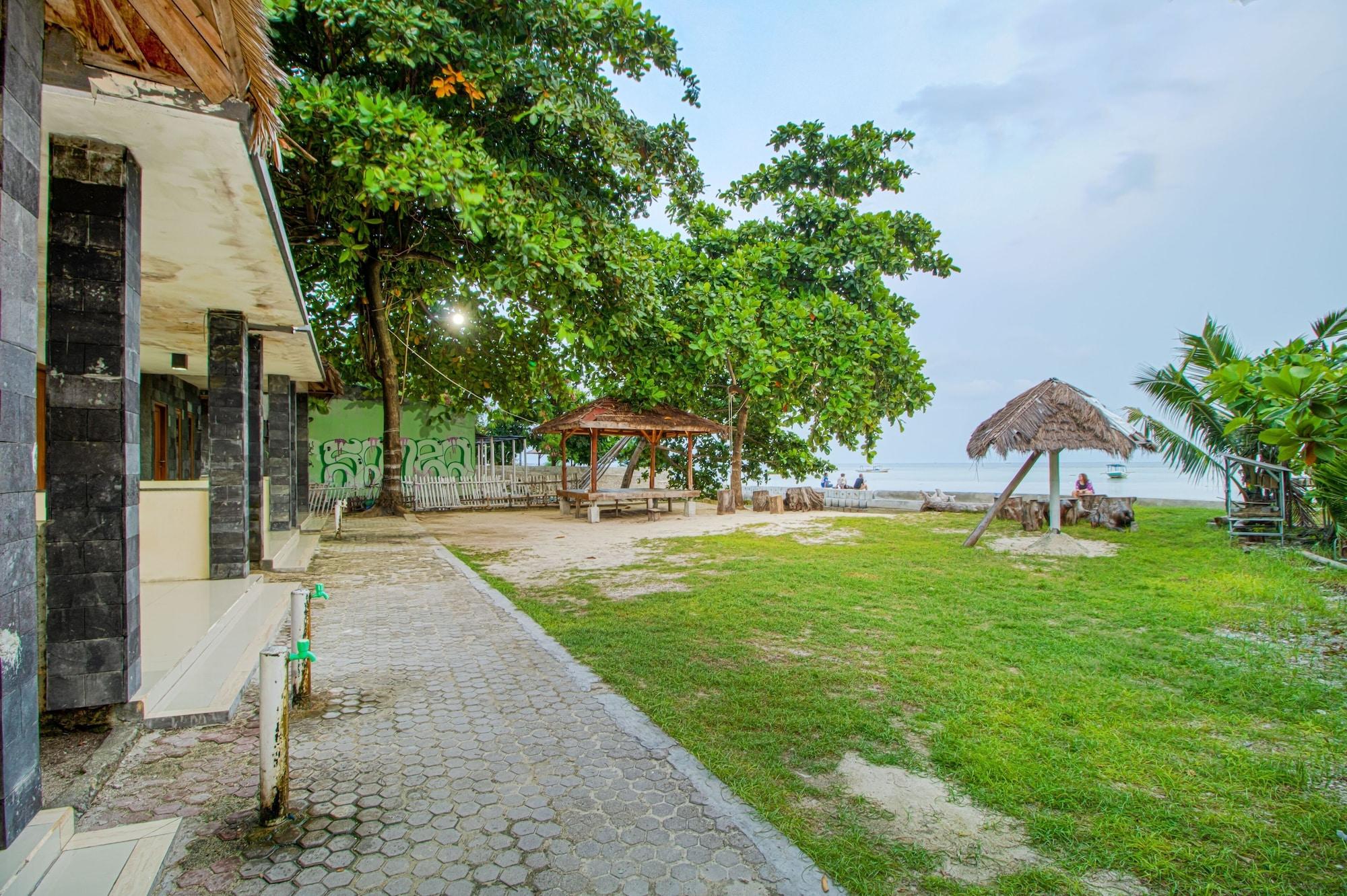 Guerilla Dive Lodge Pulau Pari, Kepulauan Seribu