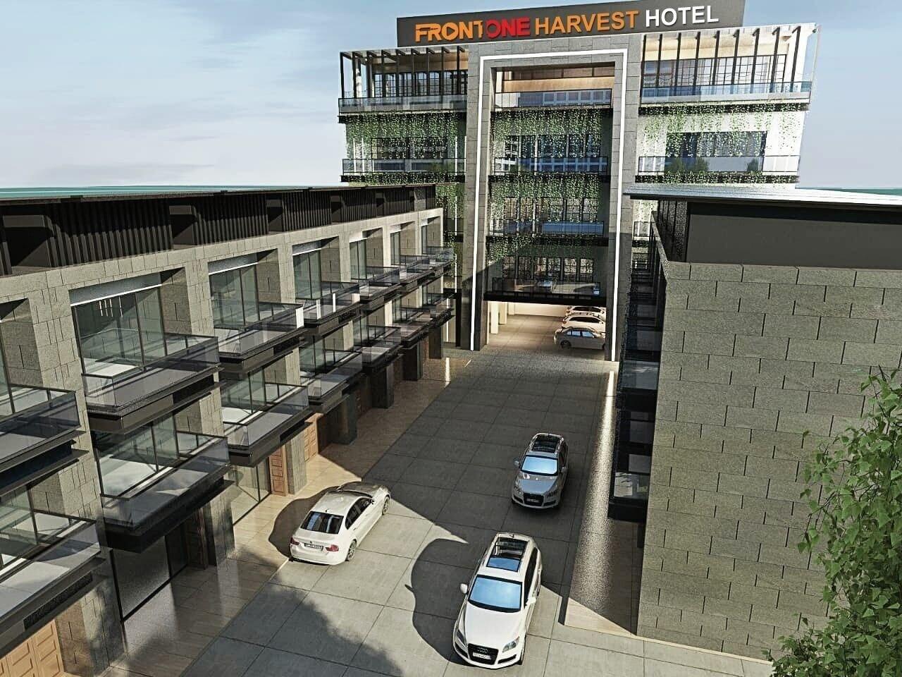 Front One Harvest Hotel Wonosobo, Wonosobo