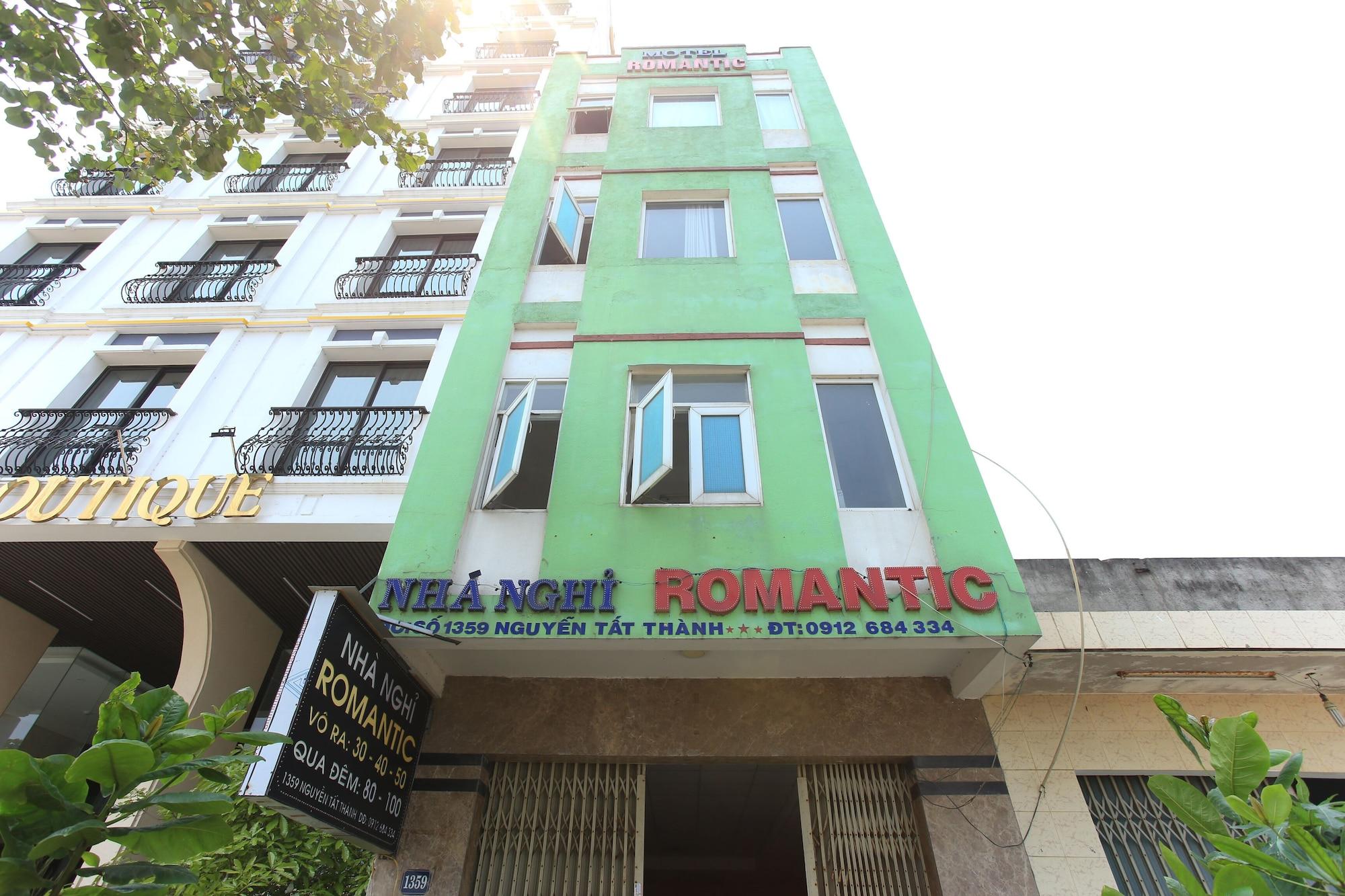 SPOT ON 1115 Romantic Motel, Hải Châu