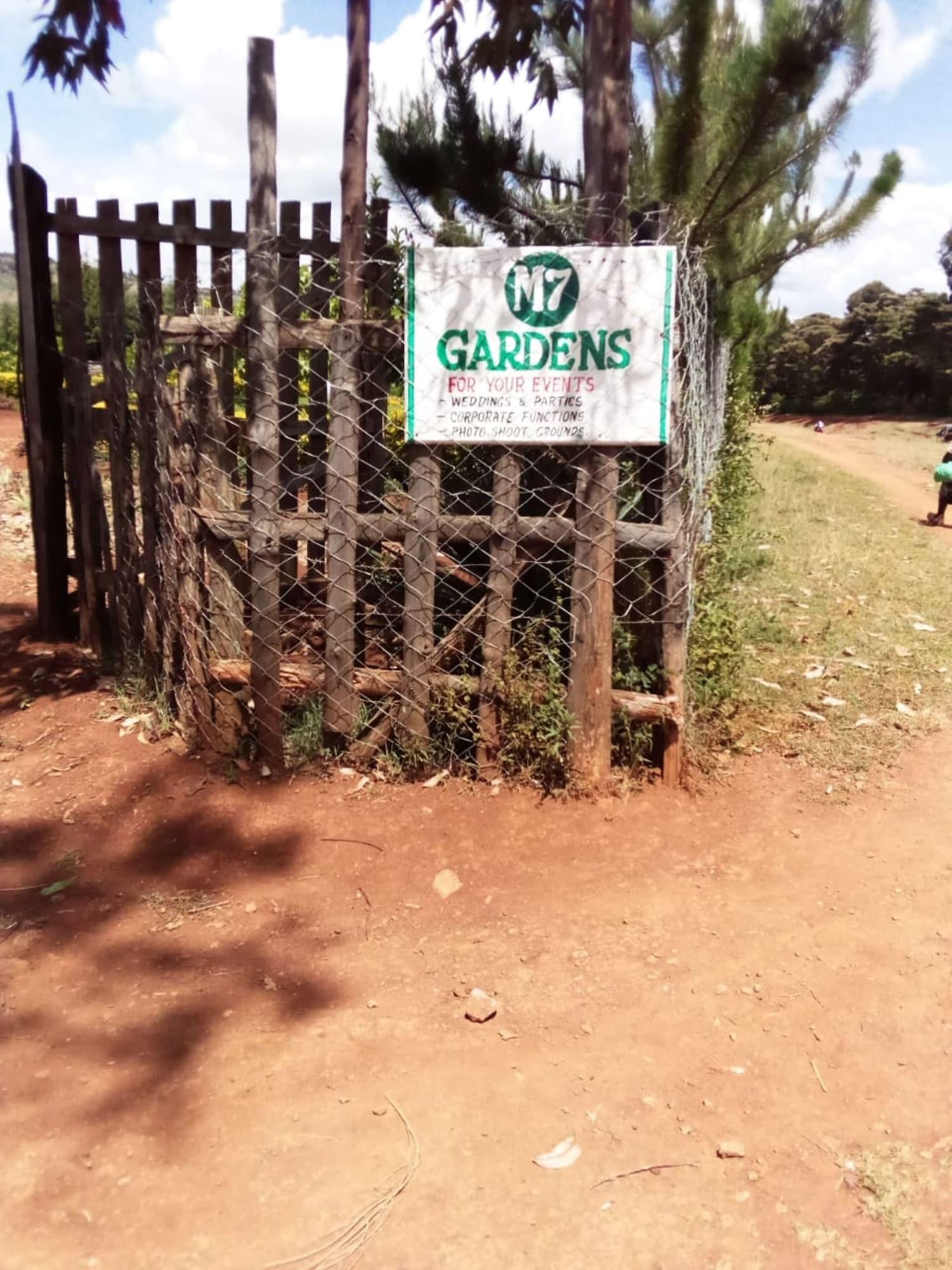 Mseven Gardens M7, Laikipia West
