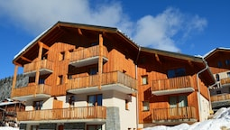 Comfortable Studio, Located at the ski Slopes in Valfréjus