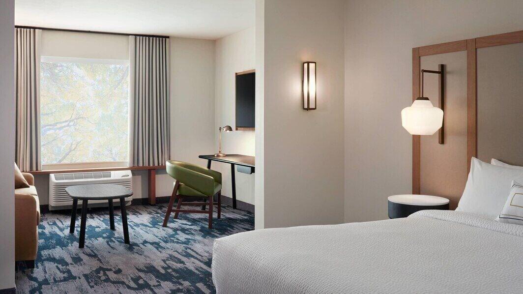 Fairfield Inn & Suites by Marriott Las Vegas Airport South, Clark