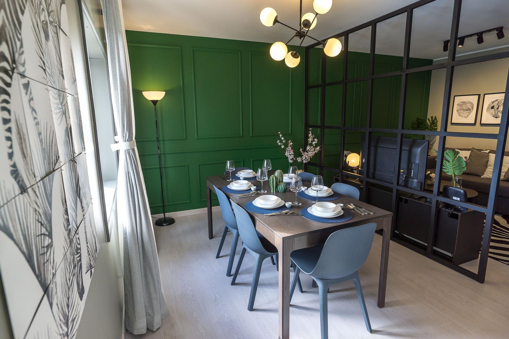 The Green Wall House, Póvoa de Varzim