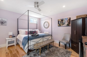 Luxurious Private Suites in Downtown Charleston