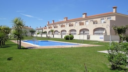 Holiday Home in a Complex With Communal Swimming Pool, Beach 600 Meter