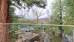 With Stunning Views From the Rear of the Property
