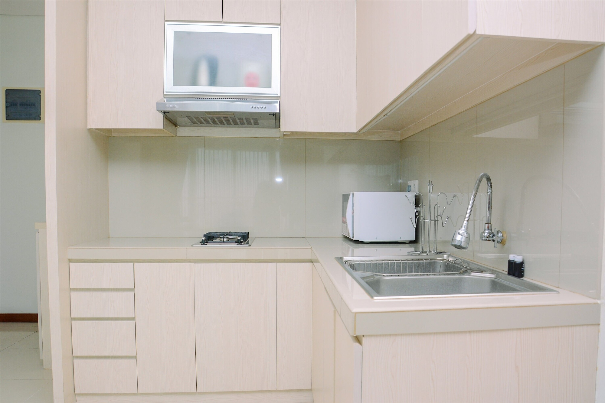 Best View and Spacious 2BR Green Bay Pluit Apartment, Jakarta Utara