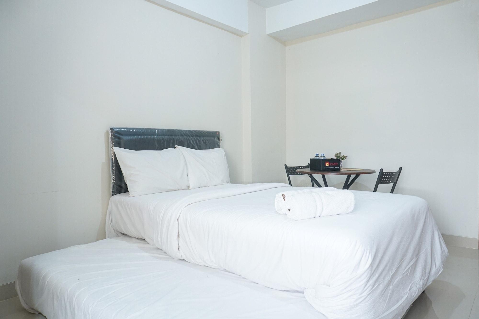 Fully Furnished Studio at Green Park View Apartment, Jakarta Barat
