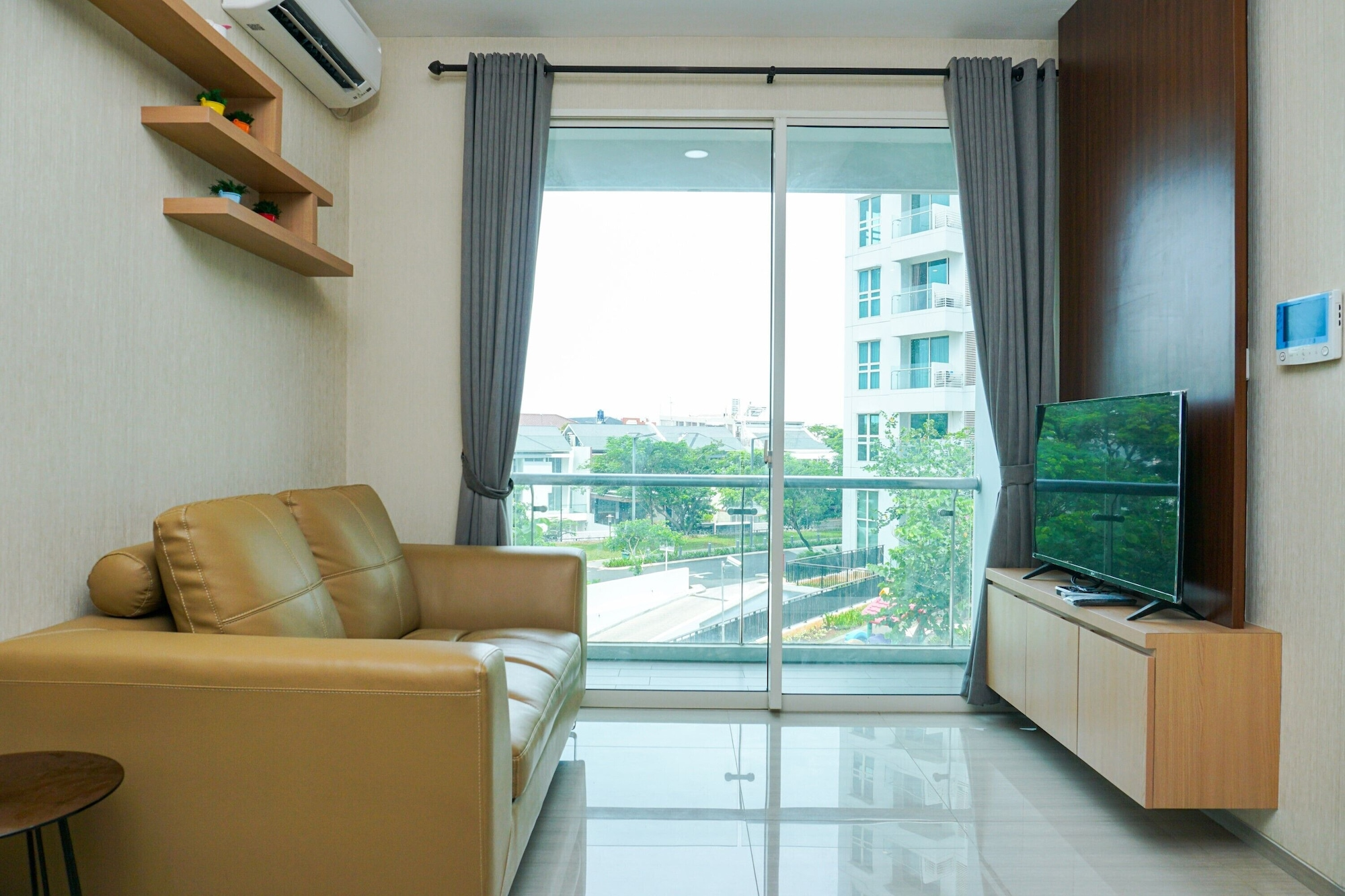 Elegant and Beautiful 2BR at Citra LakeSuites Apartment, Jakarta Barat