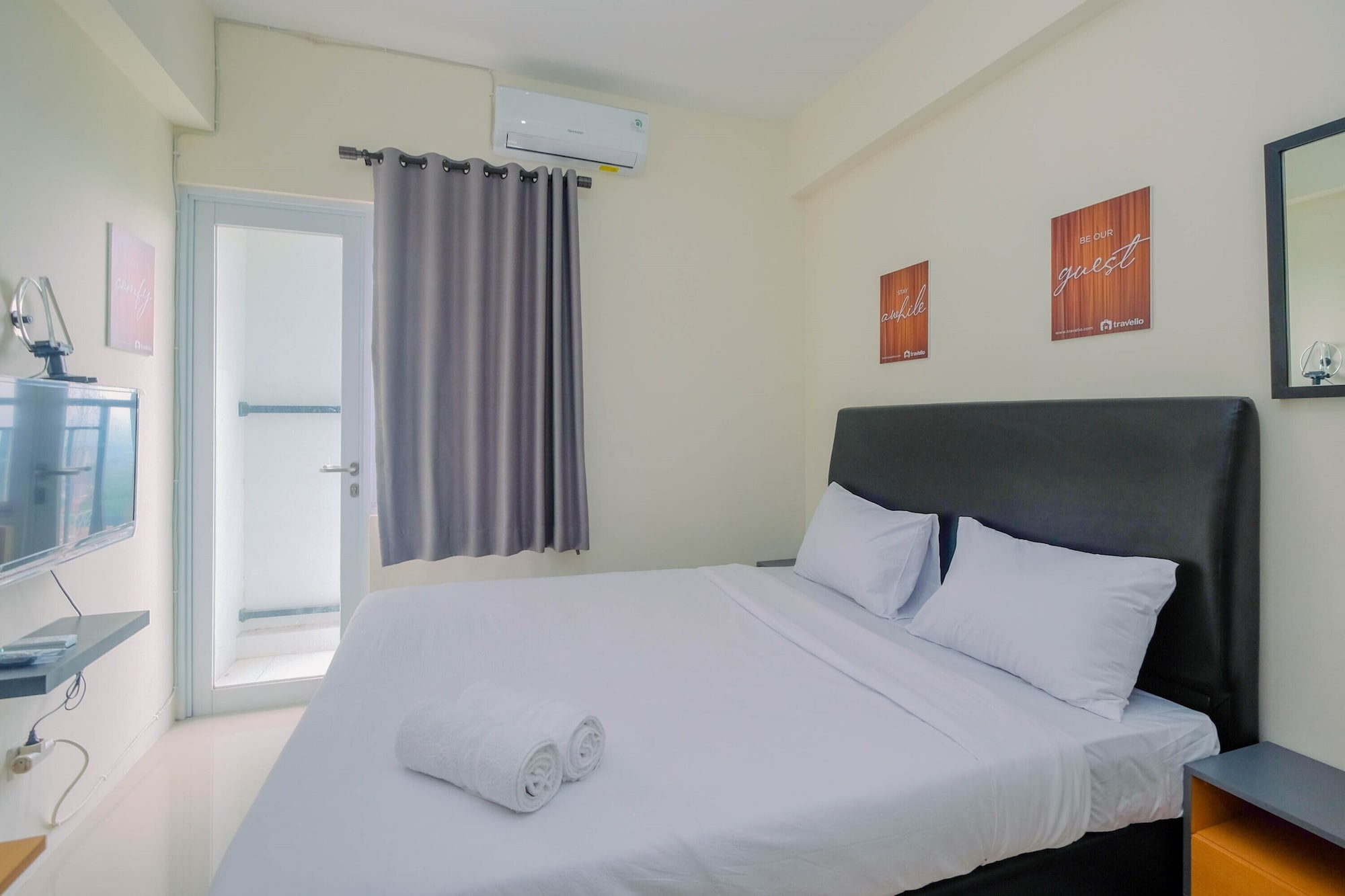 Studio Apartment Bogorienze Resort near The Jungle Water Adventure, Bogor