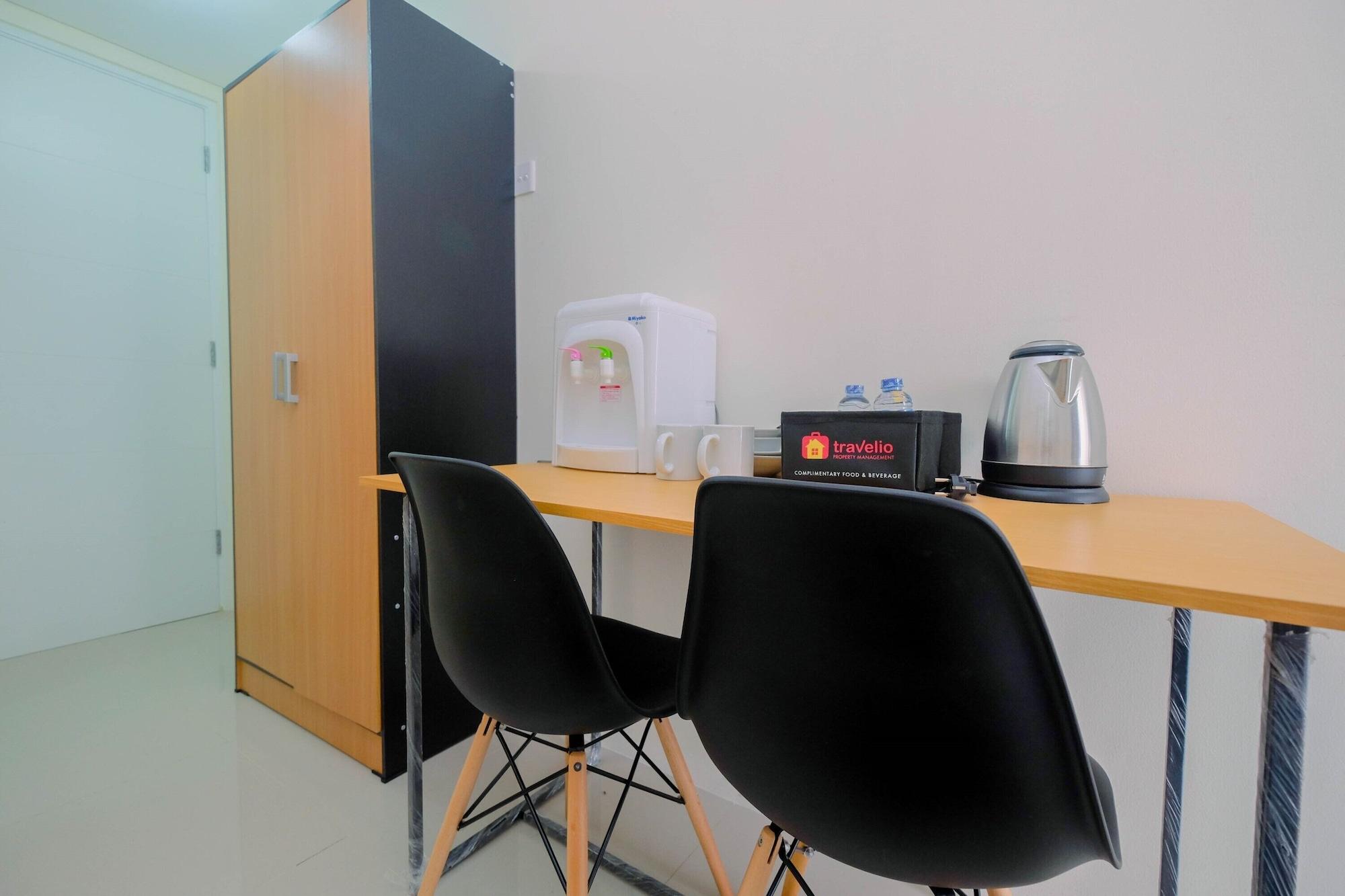 Cozy Studio Bogorienze Resort Apartment, Bogor