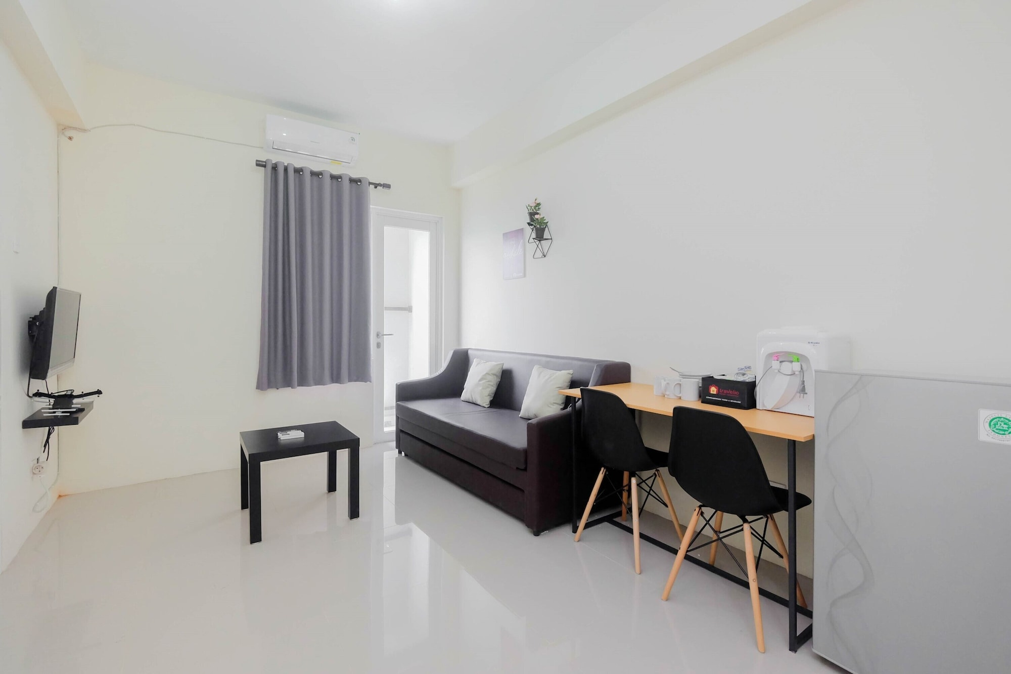 Cozy 2BR Bogorienze Resort Apartment near Nirwana Residence, Bogor