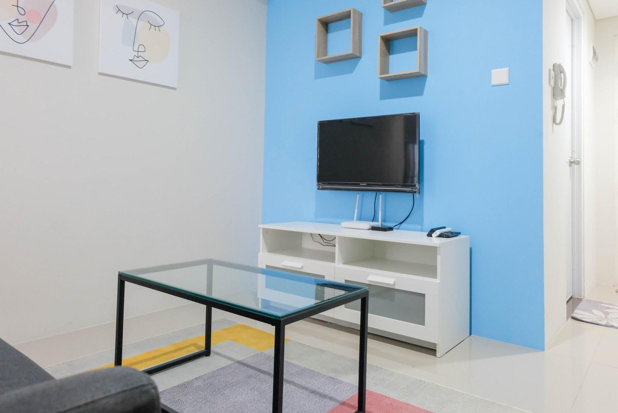 Minimalist and Convenient 1BR Bintaro Plaza Apartment, Tangerang Selatan