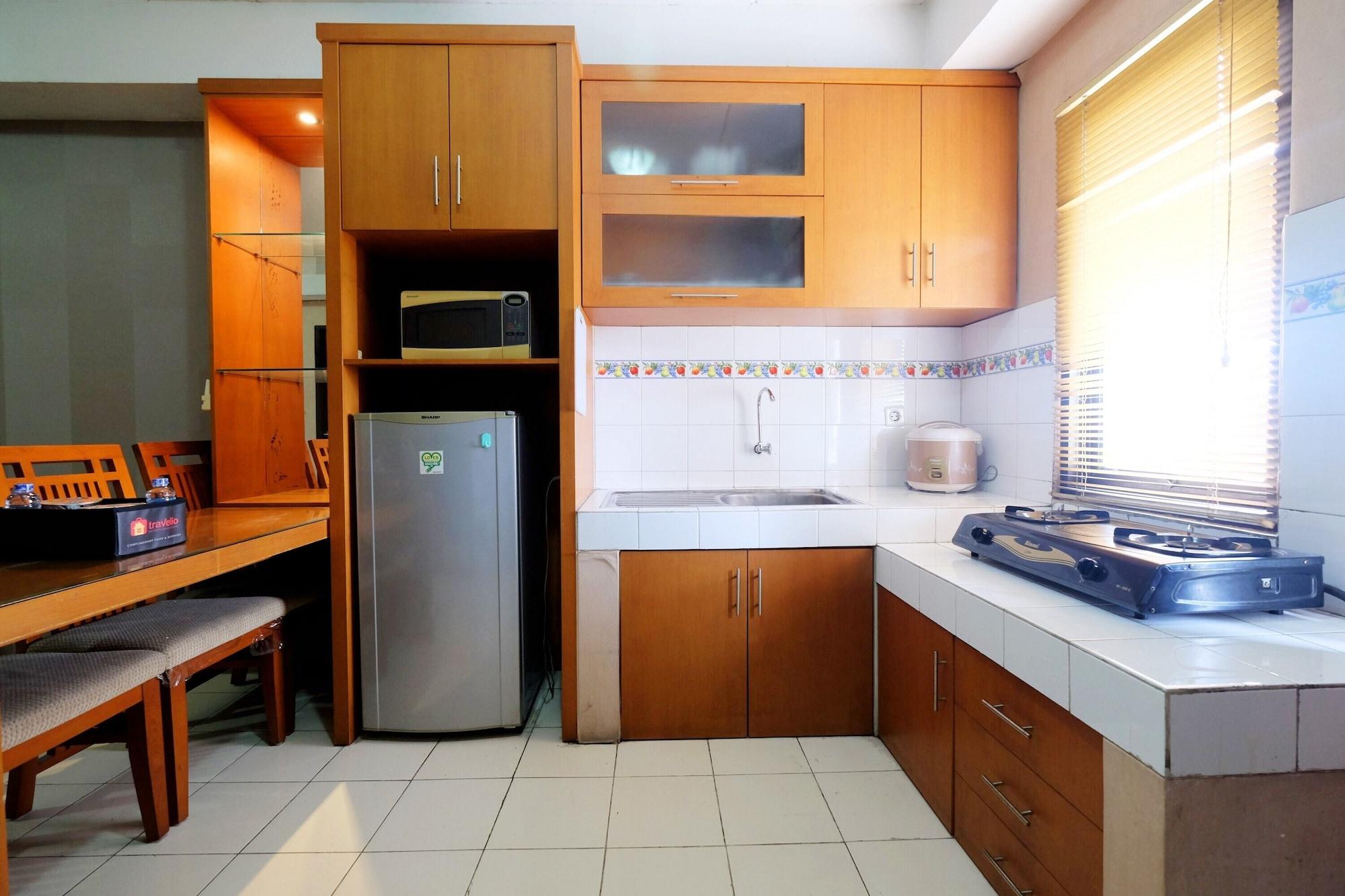 Elegant and Spacious 2BR Metropark Condominium Jababeka Apartment, Cikarang
