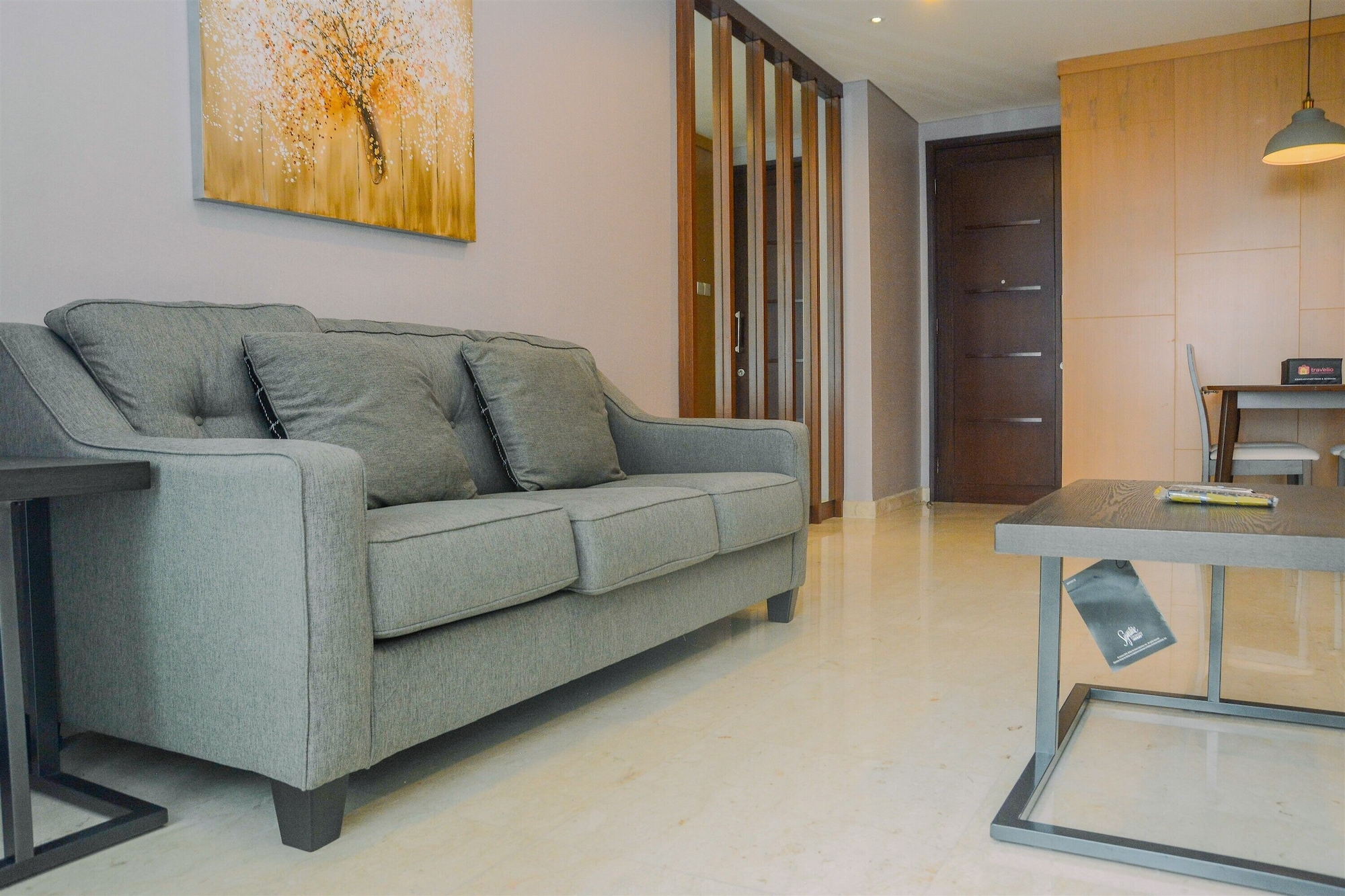 Prime Location and Luxury 2BR The Empyreal Apartment, Jakarta Selatan