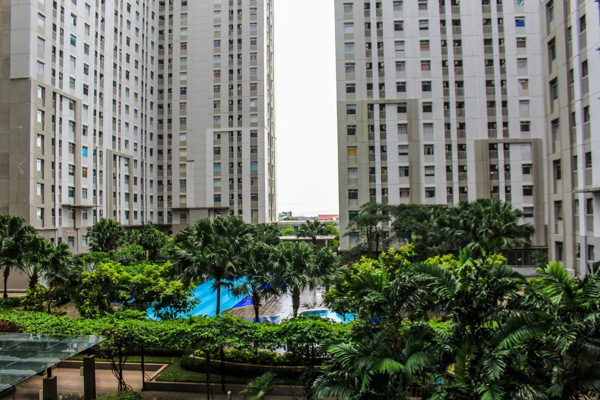 Posh 2BR Apartment at Green Bay Pluit By Travelio, Jakarta Utara