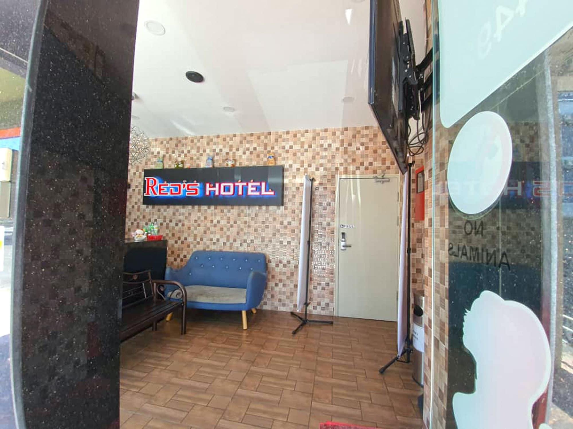 OYO 90082 Red's Hotel, Bintulu