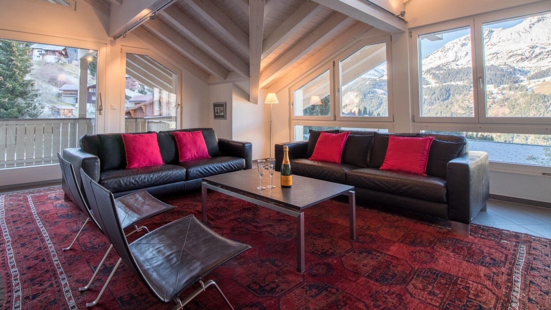 Chalet Brunner Penthouse, Interlaken