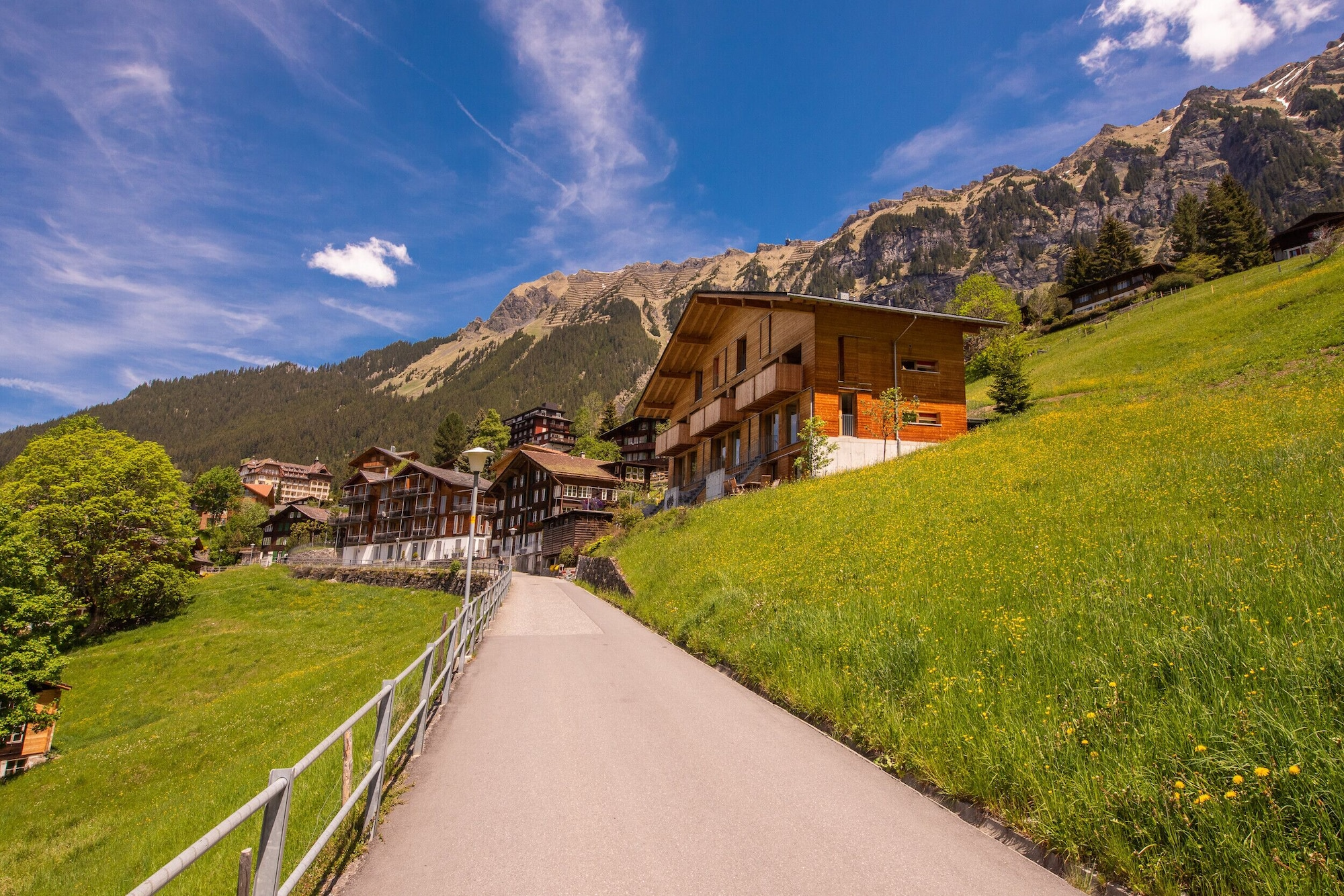 Chalet Roossi 3, Interlaken