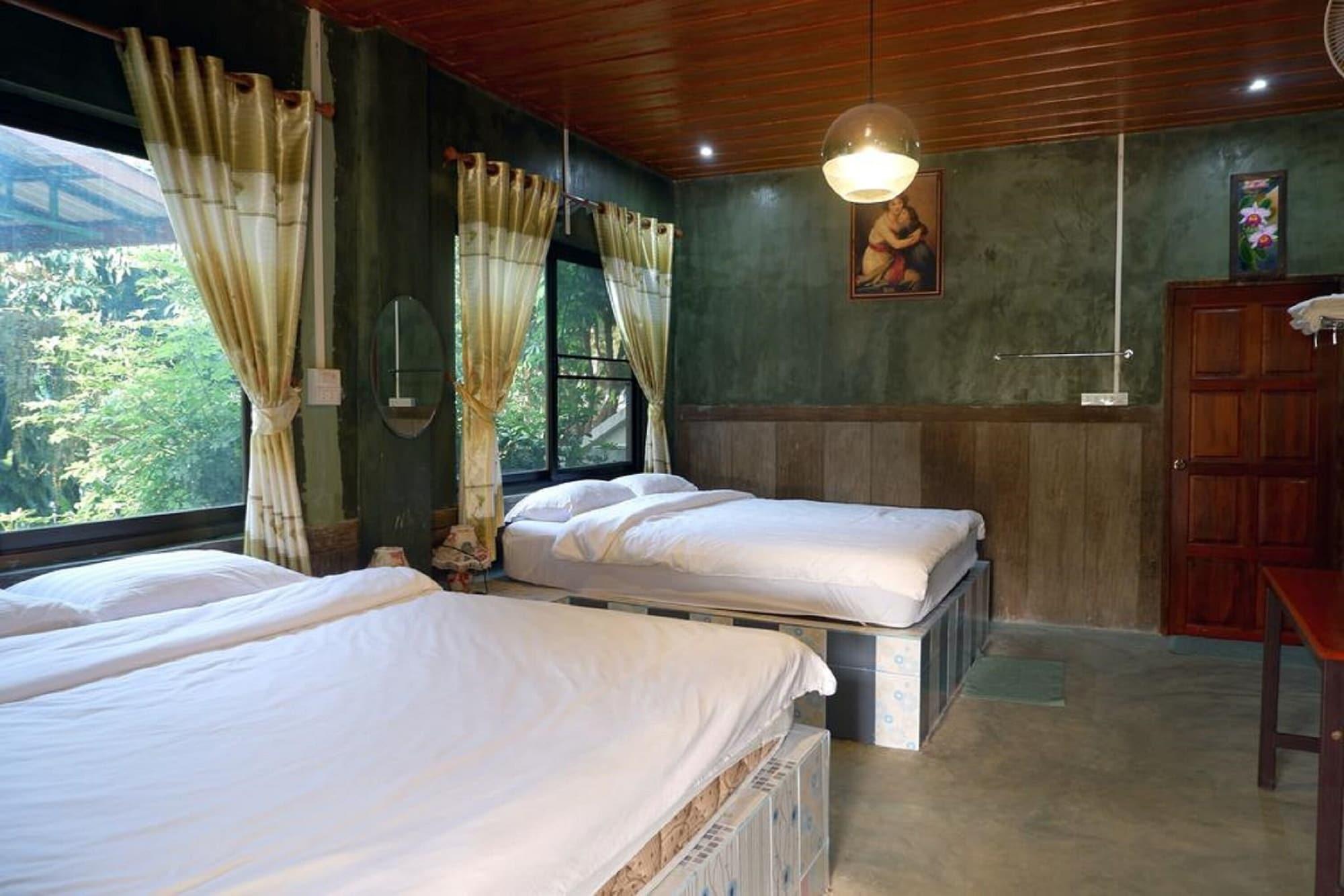Rattikanchana Resort, Mae Fa Luang