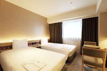 スーペリア ツインルーム 変なホテル奈良