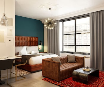 Studio Suite 2 Full XL Beds