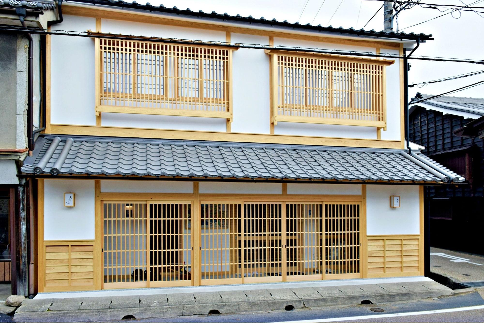 Bito Tsuyama-An LWx, Tsuyama