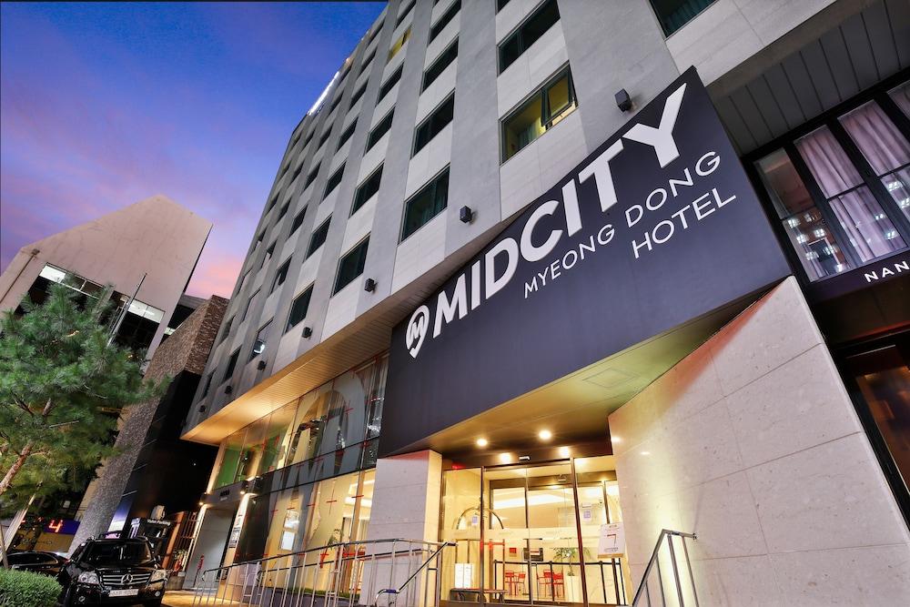 Hotel aFIRST Hotel Myeongdong