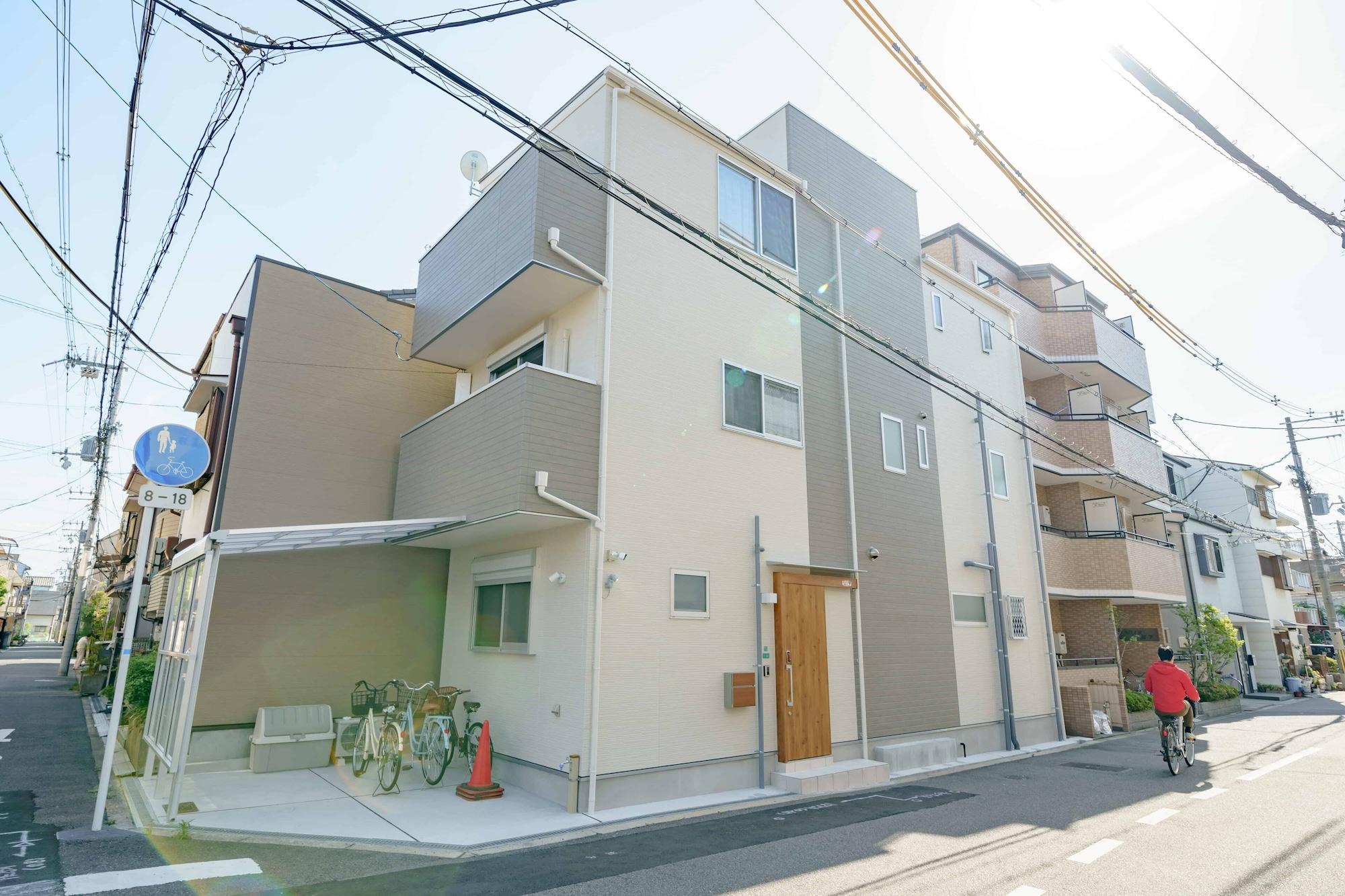 osaka yeon house, Osaka
