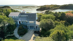 Provincetown Landmark Deck & Gorgeous Water View - 4 Bedroom Home