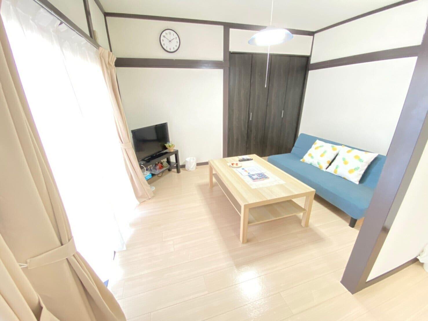 NOMAD Kotobuki Apartment, Tokorozawa