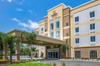 Comfort Suites Daytona Beach-Speedway Comfort Suites Daytona Beach-Speedway