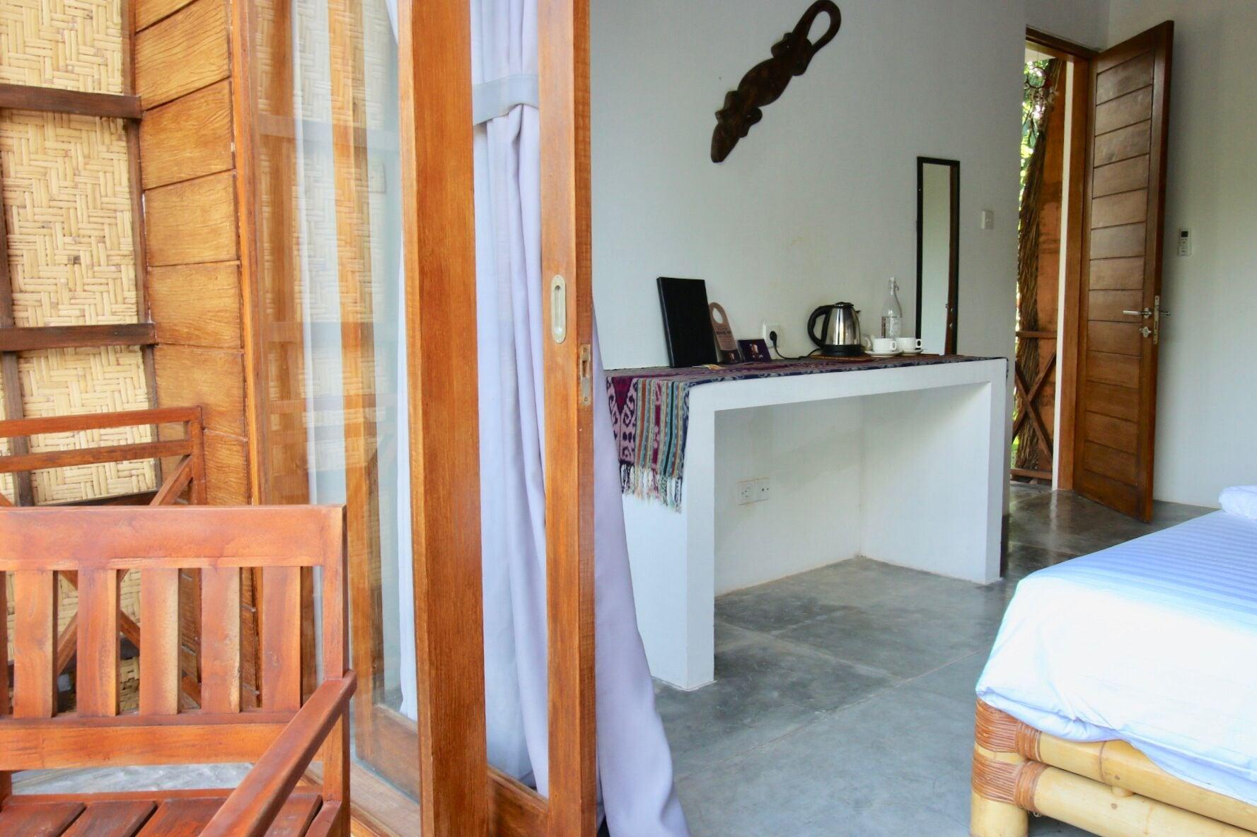 Martas Windows Bungalows, Lombok Tengah