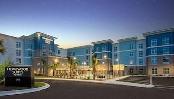 默特爾海灘沿海大商場希爾頓欣庭飯店 Homewood Suites by Hilton Myrtle Beach Coastal Grand Mall