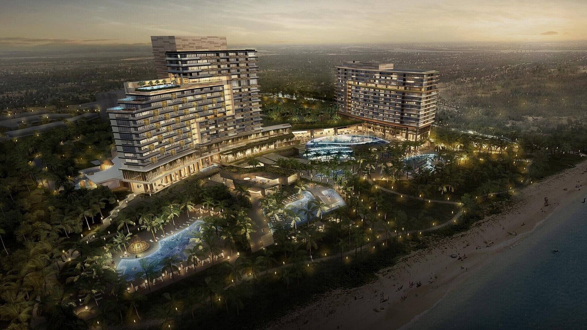 New World Hoiana Hotel Vietnam, Duy Xuyên