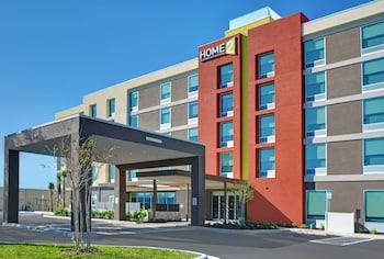 拉戈希爾頓惠庭飯店 Home2 Suites by Hilton Largo